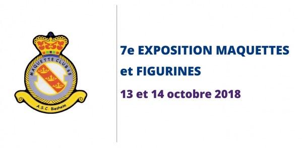 7e Exposition Maquettes et Figurines